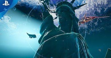 Jupiter & Mars - Story Trailer | PS4