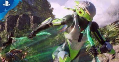 Anthem Launch Trailer | PS4