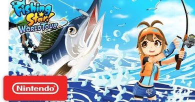 Fishing Star World Tour - Launch Trailer - Nintendo Switch