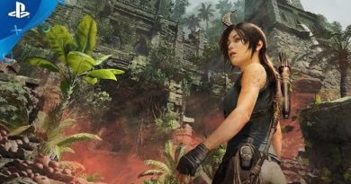 Shadow of the Tomb Raider - The Price of Survival   PS4