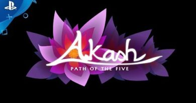 Akash: Path of the Five - Valentine's Day Trailer | PS4