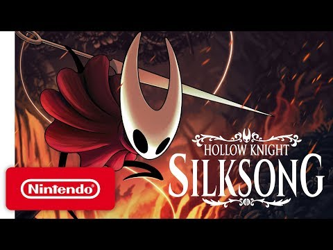 Hollow Knight: Silksong – Announcement Trailer - Nintendo Switch