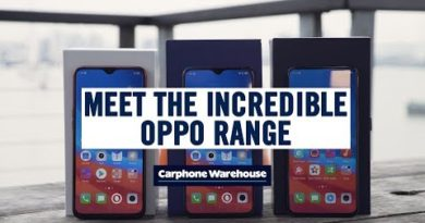 Meet the Oppo family