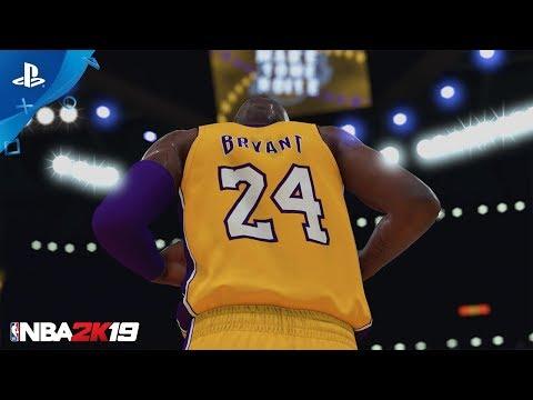 NBA 2K19 - Kobe 20th Anniversary MyTEAM Pack | PS4