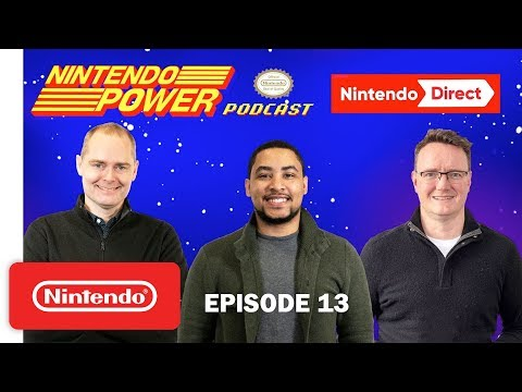 Super Mario Maker 2 & More Big Games for 2019 | Nintendo Power Podcast