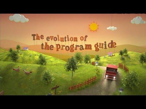 Evolution of Program Guide: Universal Guide
