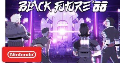 Black Future '88 - Announcement Trailer - Nintendo Switch