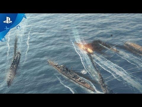 Sudden Strike 4 - Pacific War DLC Trailer | PS4