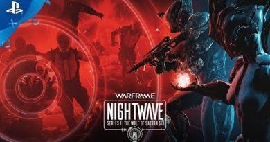 Warframe: Nightwave - Series 1 Launch Trailer   PS4