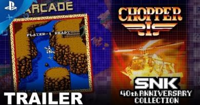 SNK 40th Anniversary Collection - Genre-Defining Arcade Hits! | PS4