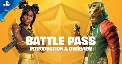 Fortnite - Season 8 Battle Pass | PS4