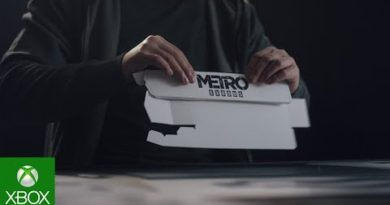 Metro Exodus – Aurora Train Papercraft