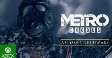 Metro Exodus CGI Short - Artyom's Nightmare