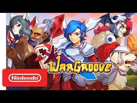 Wargroove - Launch Trailer - Nintendo Switch