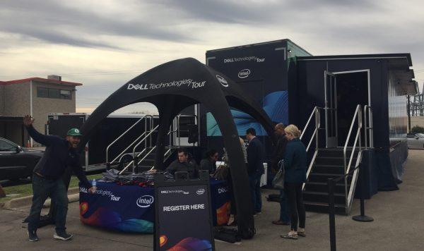 Destination Dell EMC is now the Dell Technologies Tour