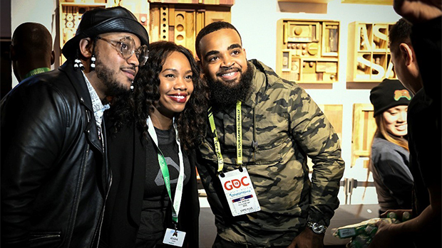 GDC 2019: The Blacks in Gaming Green Room
