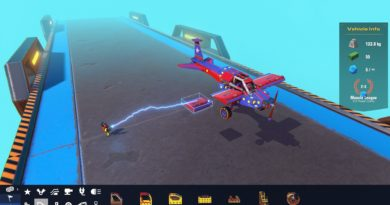 Build Your Own Cars, Planes, and Hovercrafts in Trailmakers