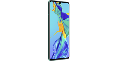 O2 releases pricing for Huawei P30 devices