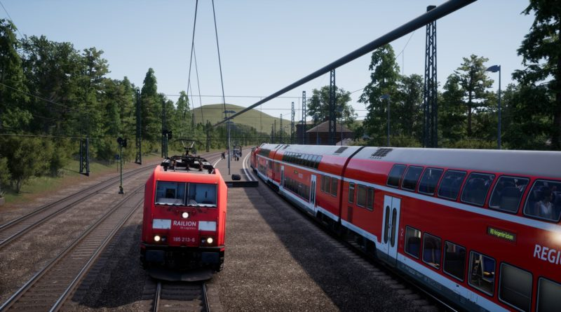 Train Sim World: Main Spessart Bahn Takes You on a First Class Journey