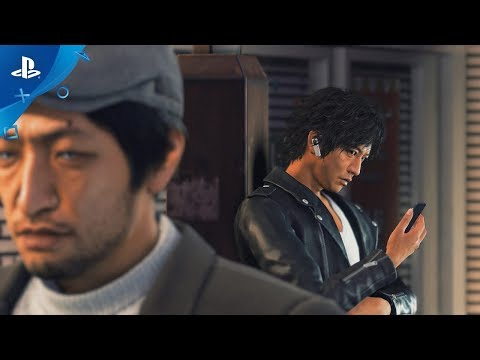 Judgment - Features Trailer: English    PS4