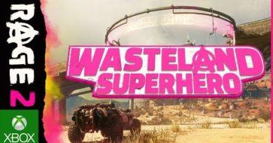 RAGE 2: Wasteland Superhero Trailer
