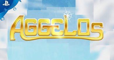 Aggelos - Date Announcement Trailer   PS4