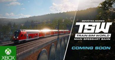 TSW: Main Spessart Bahn - COMING SOON TO XBOX ONE!