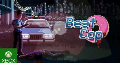 Beat Cop Console Release Trailer