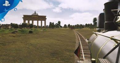Railway Empire - DLC: Germany Trailer | PS4