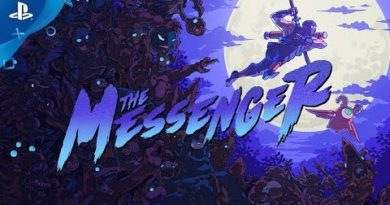 The Messenger - Gameplay Trailer | PS4