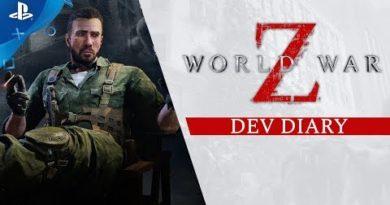 World War Z - Dev Diary   PS4