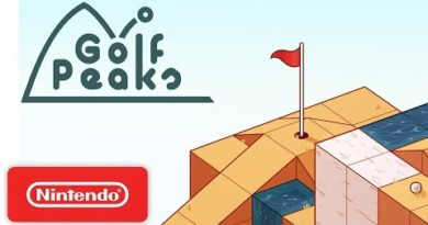 Golf Peaks - Launch Trailer - Nintendo Switch