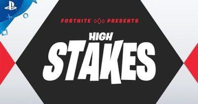 Fortnite - High Stakes Returns | PS4