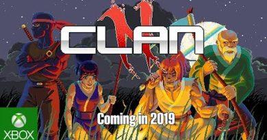 Clan N - Reveal Trailer