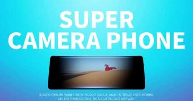 Experience a Super Camera Phone with the #HUAWEIP30