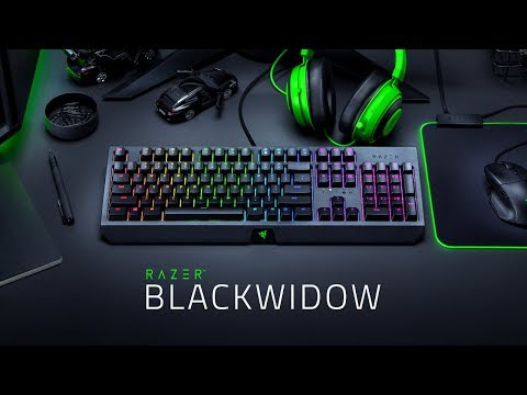 Introducing the new Razer Blackwidow