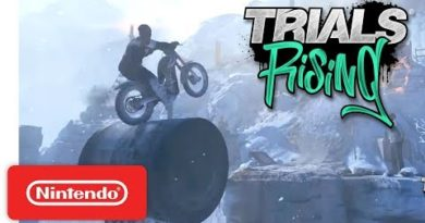 Trials Rising - Accolades Trailer - Nintendo Switch