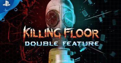 Killing Floor: Double Feature - Announcement Trailer   PS4, PS VR
