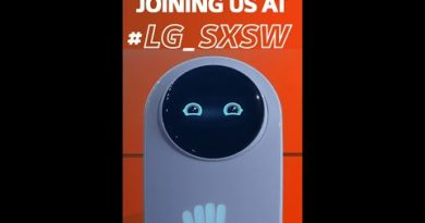 LG Inspiration Gallery at SXSW2019