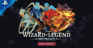 Wizard of Legend - Sky Palace Launch Trailer | PS4