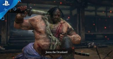 Sekiro: Shadows Die Twice - Juzou the Drunkard | PS4