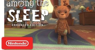 Among the Sleep - Enhanced Edition - Gameplay Trailer - Nintendo Switch