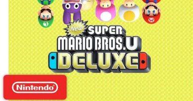 New Super Mario Bros. U Deluxe - Accolades Trailer - Nintendo Switch
