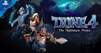 Trine 4: The Nightmare Prince - Announcement Trailer   PS4