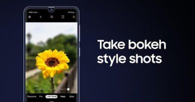 Galaxy A50: How to add bokeh focus effects with Live Focus