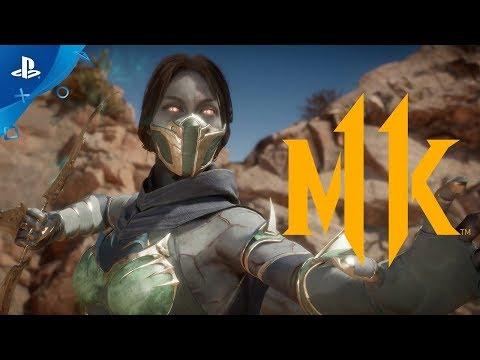 Mortal Kombat 11 - Official Beta Trailer   PS4