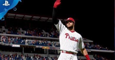 MLB The Show 19 – Bryce Harper Phillies Team Announcement Trailer   PS4