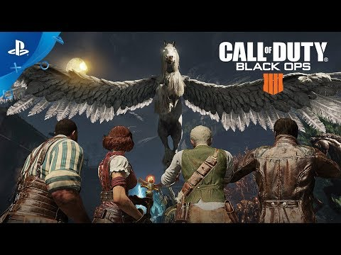 Call of Duty: Black Ops 4 - Zombies: Ancient Evil | PS4