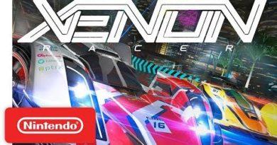 Xenon Racer - Launch Trailer - Nintendo Switch