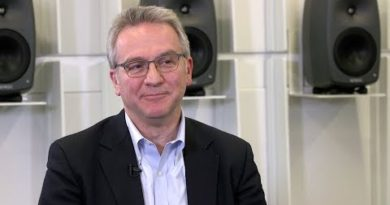 Converge 2018 Pablo Wangerman, DXC, interview video by Nokia